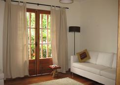 Hostal El Arbol - La Serena - Sala de estar
