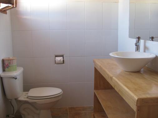 El Arbol Hostel - La Serena - Bathroom