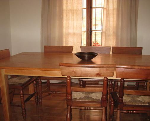 El Arbol Hostel - La Serena - Dining room