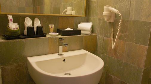 蘋果精品酒店@klcc - 吉隆坡 - 浴室
