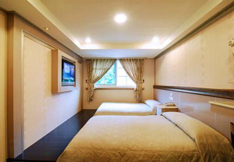 Alishan Shermuh Int' Tourist Hotel - Chiayi City - Phòng ngủ