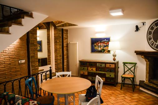 Atlantis Inn Castelgandolfo - Castel Gandolfo - Sala de estar