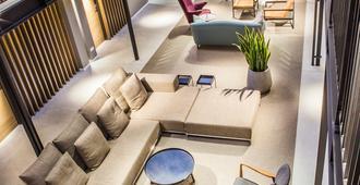 Hotel De Hallen - Amsterdam - Lobby