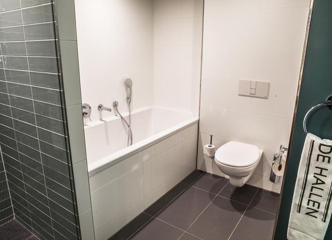 Hotel De Hallen - Amsterdam - Phòng tắm