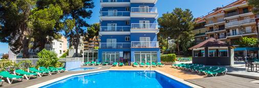 Paradise Beach Music Hotel - El Arenal - Bể bơi