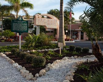 Gulf Beach Resort Motel - Sarasota - Gebäude