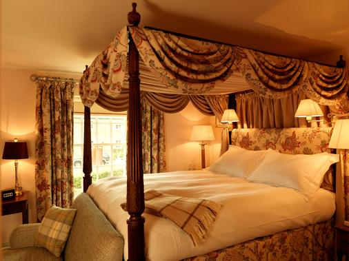 The Devonshire Arms at Pilsley - Bakewell - Schlafzimmer