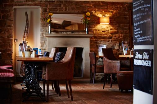 The Devonshire Arms at Pilsley - Bakewell - Lounge