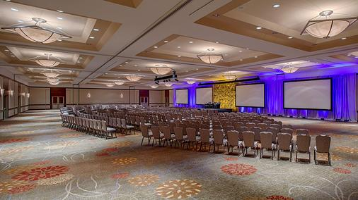 Hyatt Regency Minneapolis - Minneapolis - Banquet hall