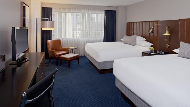 明尼阿波利斯君悅酒店 - 明尼亞波利 - 明尼阿波利斯 - 臥室