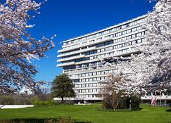 The Watergate Hotel - Washington D. C. - Edificio