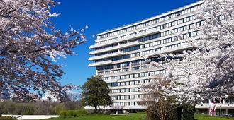 The Watergate Hotel - Washington D. C. - Edificio