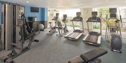 Rendezvous Hotel Singapore - Σιγκαπούρη - Γυμναστήριο