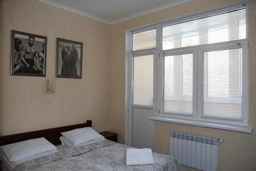 Irishotels - Kiev - Bedroom