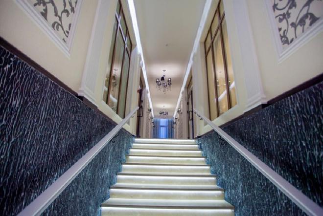 Sweet Hall Hotel - Krasnodar - Portaat