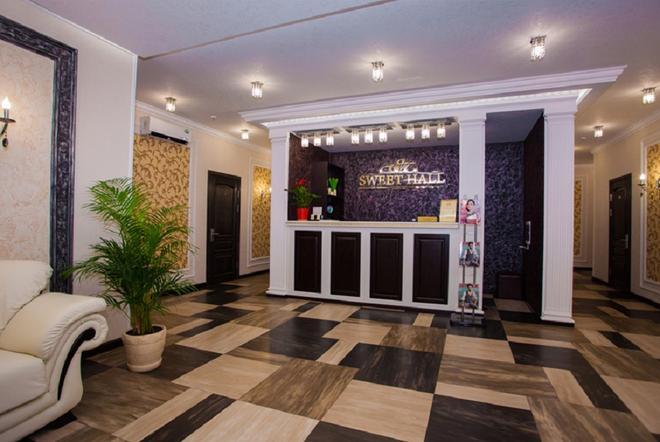 Sweet Hall Hotel - Krasnodar - Vastaanotto