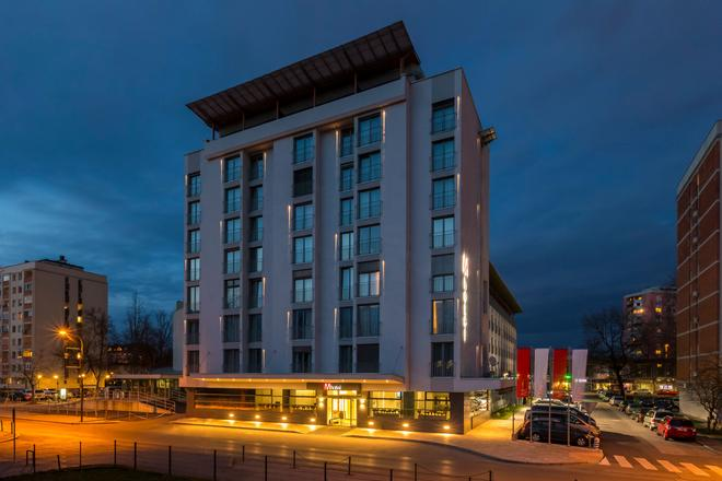 M Hotel Ljubljana - Ljubljana - Rakennus