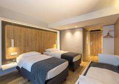 M Hotel Ljubljana - Ljubljana - Makuuhuone