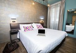 Globus Urban Hotel - Florence - Bedroom