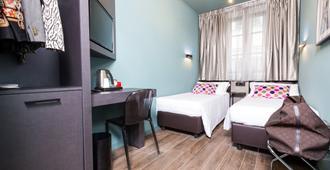 Globus Urban Hotel - Firenze - Makuuhuone