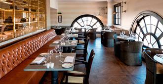 هوتل جوثام - مانشستر - مطعم