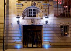 Hotel Gotham - Mánchester - Edificio
