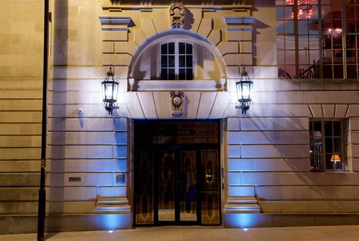Hotel Gotham - Manchester - Building