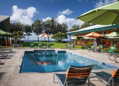 Kauai Shores Hotel - Kapaa - Piscine