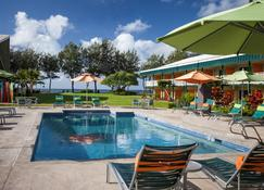 Kauai Shores Hotel - Kapaa - Bâtiment