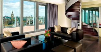 بارك بلازا ويستمنستر بريدج لندن - لندن - غرفة معيشة