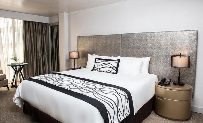Continental Hotel Panama - Panama City - Bedroom