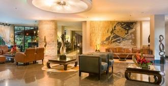 The Royal Corin Thermal Water Spa & Resort - Adults Only - La Fortuna - Lobby