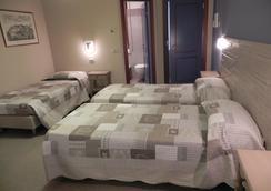 Hotel La Grotta - San Marino - Κρεβατοκάμαρα