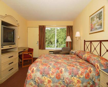 Econo Lodge Fort Knox - Radcliff - Habitación