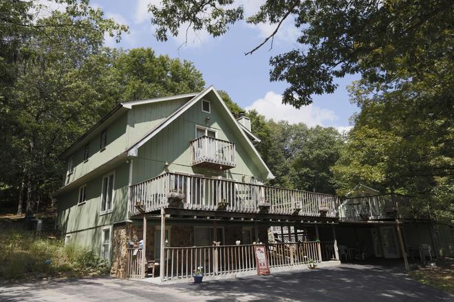 Lil Black Bear Inn - Nashville - Gebäude