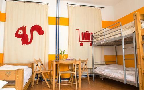 Lette'm Sleep Berlin - Βερολίνο - Κρεβατοκάμαρα