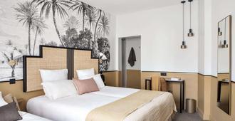 Doisy Etoile - Париж - Спальня