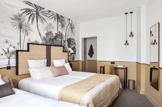 多伊西伊托利爾酒店 - 巴黎 - 巴黎 - 臥室
