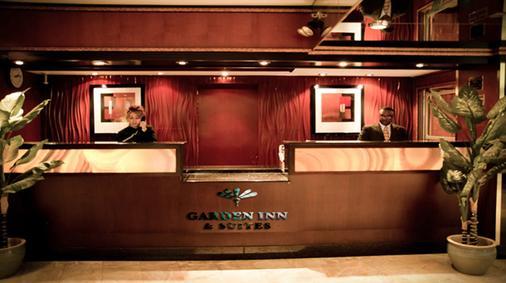 Garden Inn & Suites - Jfk - Queens - Lễ tân