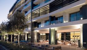 The Met Hotel - Thessaloniki - Rakennus