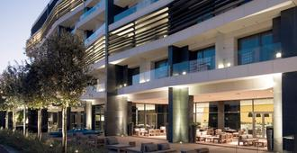 The Met Hotel - Thessaloniki - Rakennus