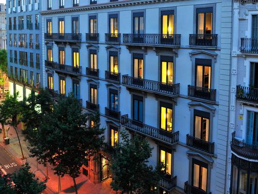 阿爾瑪巴塞羅那酒店 - 巴塞隆拿 - 巴塞隆納 - 建築