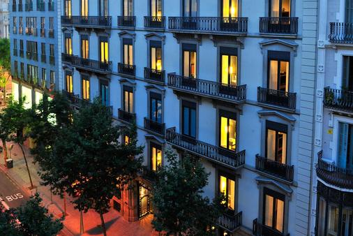 Alma Barcelona - Βαρκελώνη - Κτίριο