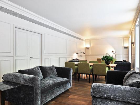 阿爾瑪巴塞羅那酒店 - 巴塞隆拿 - 巴塞隆納 - 休閒室