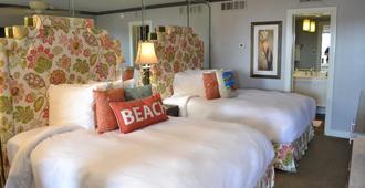Gaido's Seaside Inn - Galveston - Bedroom