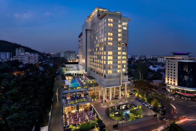 JW Marriott Hotel Pune - Pune - Gebäude