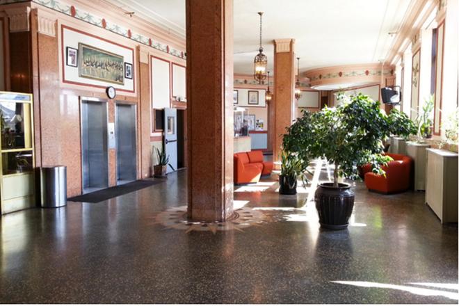 Riviera Hotel - Νιούαρκ - Σαλόνι ξενοδοχείου