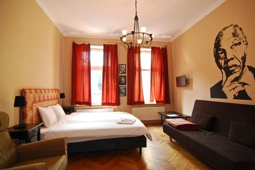 Nobel Suites - Kraków - Sypialnia