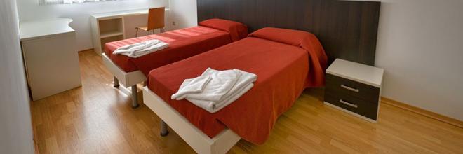 Hotel Sharing - Turin - Bedroom