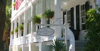 Rhett House Inn - Beaufort - Building
